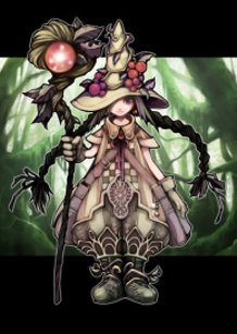 Forest magician