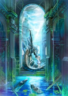 A Church and a Dragon