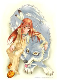 Yuana of the Wolf Country