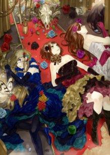 Sprawled-Out Dresses