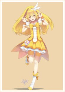 +Pretty Cure Peace+