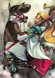 Horseback Thief