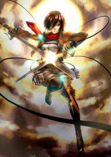 Fight [Attack on Titan]
