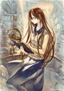 Shioriko from Biblia Koshodou no Jiken Techou