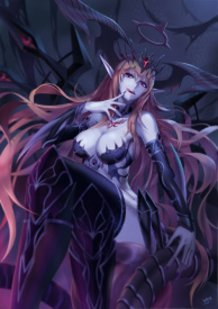 God Queen Hera / Puzzle & Dragons