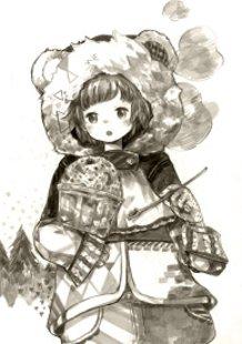 Shirokuma-kun