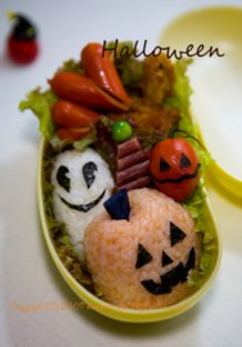 Halloween Bento<Original