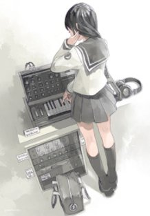 Synth Girl