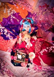 Vocaloid - Ama Yume rou