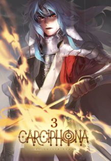 Carciphona III cover