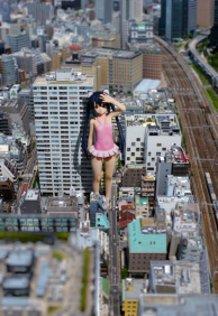 Azu-nyan's city
