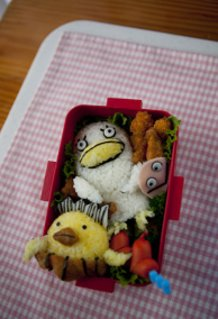 【Something's wrong with this trio】JK Lunchbox