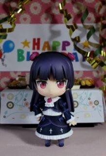 Nendoroid Kuroneko says Happy Birthday!