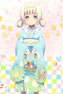 EASTER -Japan Style-
