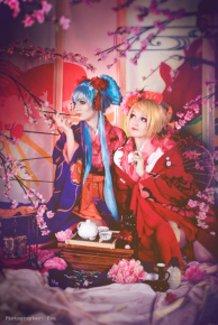 Miku and Rin-2