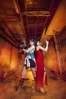 Resident Evil: Jill and Ada