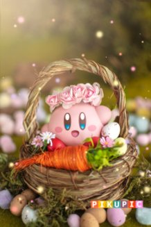 Kirby easter!