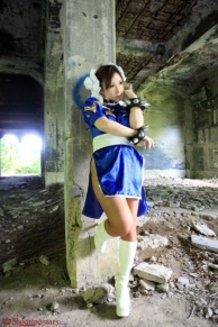 Street Fighter - Chun-Li