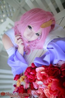 Gundam Seed - Lacus Clyne