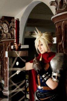 Cloud Strife ( Kingdom Hearts )