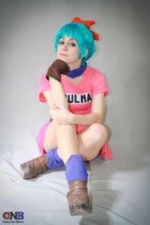 Bulma - Dragon Ball Cosplay