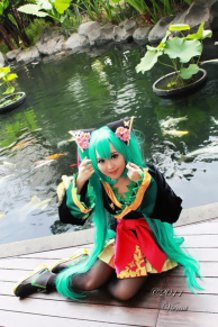 A collection of fantastic cosplay pictures from TokyoOtakuMode!
