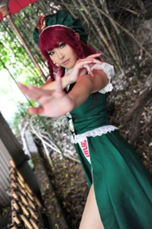Touhou project-Hong Meiling