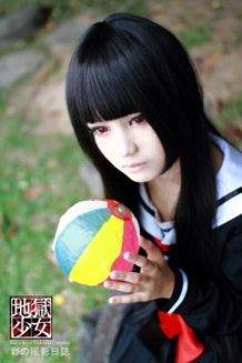 地獄少女 Jigoku Shoujo (HellGirl) Cosplay