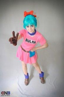 Dragon Ball - Bulma Cosplay