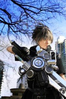 Final Fantasy Versus - Noctis Lucis Caelum