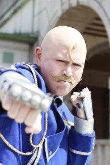Fullmetal Alchemist: Alex Louis Armstrong