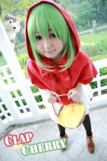 Red Riding Hood Gumi Cosplay <3