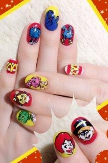 McDonald's Nails!!
