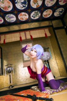 Ayane (Dead Or Arive)