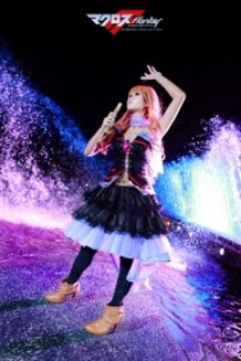 Sheryl Nome sing FINALE for the concert~ ♫ ♪ ~ ♪