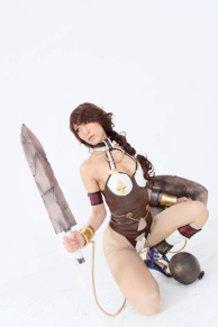 Queen's Blade ; Branwen