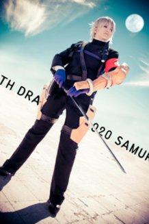 7th Dragon 2020 - Murakumo Samurai