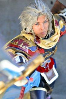 Warrior of Light - DISSIDIA 012 [duodecim] FINAL FANTASY