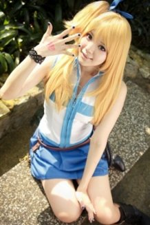 Lucy Heartifilia   Fairy Tail  01