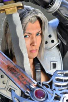 Sephiroth (CRISIS CORE) - FINAL FANTASY VII