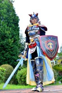 Warrior of Light - DISSIDIA FINAL FANTASY