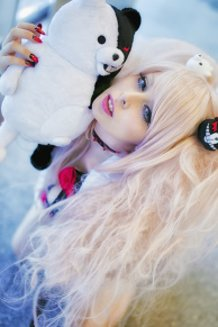 Dangan Ronpa cosplay
