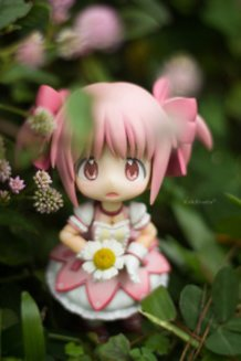 Magical Flower Girl