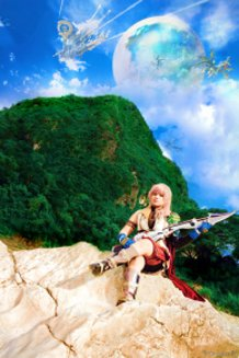 "Final Fantasy XIII: Lightning ""Claire"" Farron"