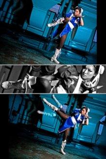 STREET FIGHTER - Chun Li