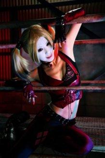BATMAN Arkham City : Harley Quinn