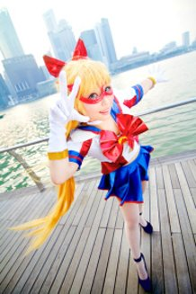 CODENAME : SAILOR V ! :The Soldier of Justice!