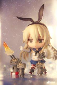 Shimakaze, deploying!