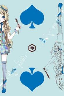 Dining Playing Cards - Spade