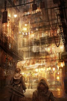 Lamp Street 2